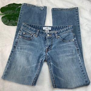 Armani Exchange Straight Leg Jeans  • Size 2 Short